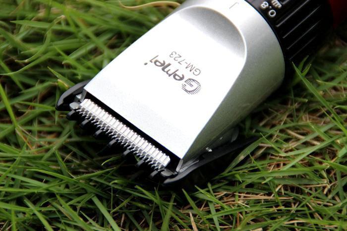 Триммер для стрижки бороды Gemei GM 723
