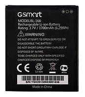 Аккумулятор к телефону Gigabyte GSmart Maya M1 BL-166 1700mAh