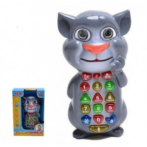 Развивающая игрушка Котофон 7344