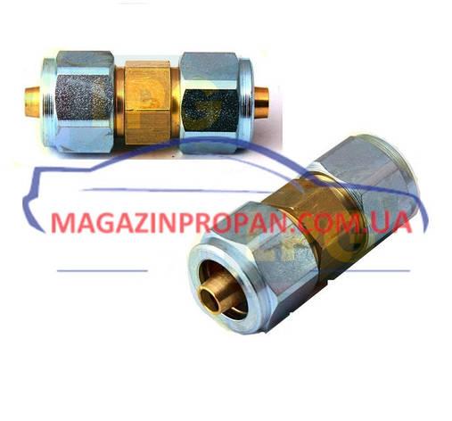 Ремонтный соединитель для трубки ПВХ 8 мм ГБО, фото 2