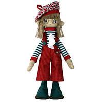 """Набор для шитья игрушки Текстильная каркасная кукла """"Томас"""" К1056"""