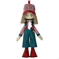 """Набор для шитья игрушки Текстильная каркасная кукла """"Питер"""" К1057"""