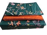 Комплект постельного белья из Египетского хлопка евро размера, фото 1