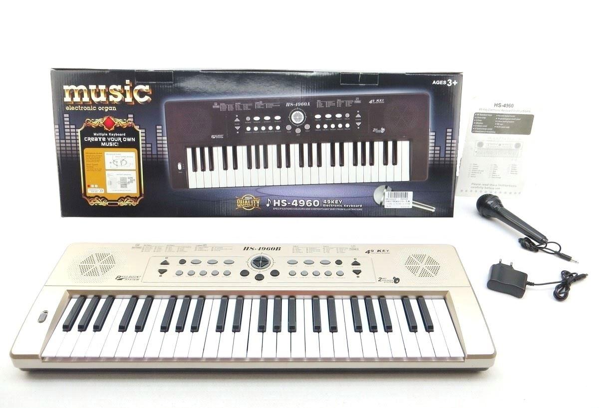 Детский синтезатор HS-4960