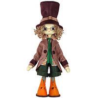 """Набор для шитья игрушки Текстильная каркасная кукла """"Кристофер"""" К1067"""