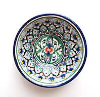 Конфетница чаша. Риштан/Узбекистан