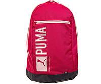 Оригинальный рюкзак Puma Pioneer Backpack I Rose Red (07339108), 36x31x21cm