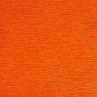 Креп-папір 50X200 см Помаранчева N6 Польща 40 грам