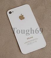 Задняя крышка корпуса iPhone 4G белая, фото 1