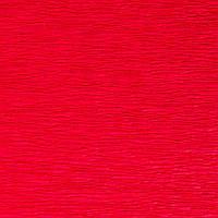 Креп-бумага (гофрированная бумага) Темно-красная 50X200 см N8 Польша 30-40 грамм