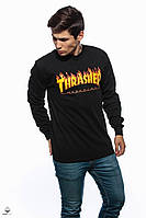Свитшот мужской  THRASHER Skateboard Magazine | Кофта