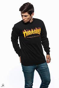 "Свитшот мужской  THRASHER Skateboard Magazine | Кофта """" В стиле Thrasher """""