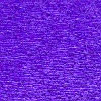 Креп-бумага 50X200 см Фиолетовая N15 Польша 30-40 грамм