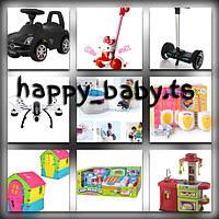 Элитные игрушки happy_babyts