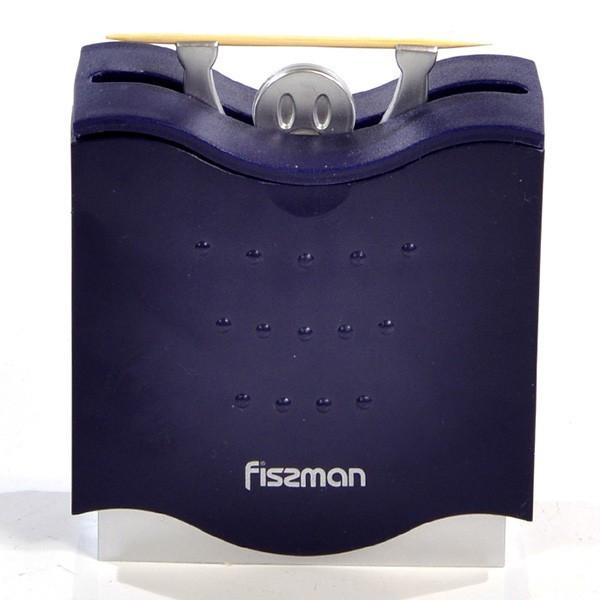 Подставка для зубочисток из пластика 9х8х4см Fissman