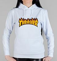 Thrasher толстовка | Худи трешер Женская