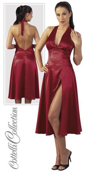 Платье Сатин (L)