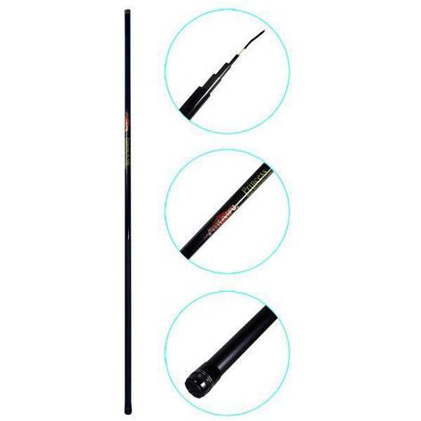 Вудлище Mikado Princess Pole 7м/тест 10-30 гр б/к, фото 2