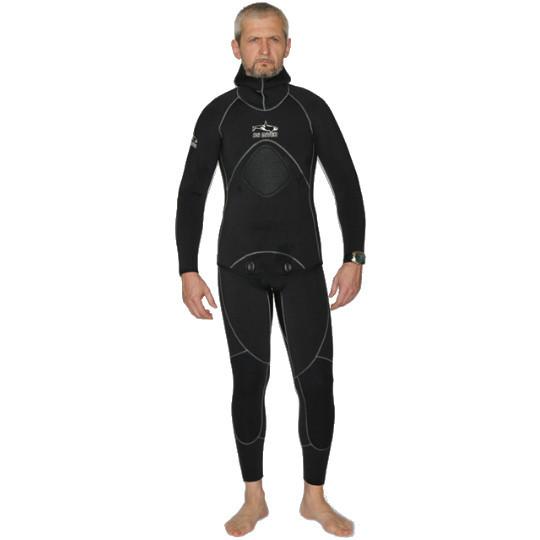 Гідрокостюм BS Diver UltraBlack 5 мм