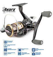 Катушка с байтраннером Akara Max Power 50A 9+1bb
