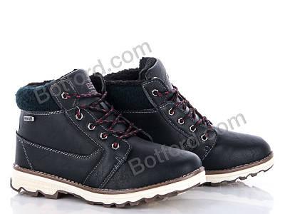 Ботинки Bayota B9817-1 black