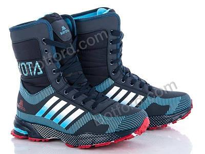 Ботинки Bayota B9819-2 blue-l.blue