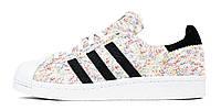 "Кеды Adidas Superstar 80s Primeknit ""Multicolor"", EUR 42,5"