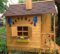 Детский игровой домик Д-Д002