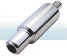 Прямоточный глушитель CarEx, 546,1 мм , d=63,5 мм