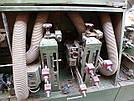 Проходной кромкооблицовочный станок Brandt KS25 бу 1988г. , фото 6