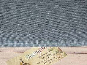 3835/5116 Lugana, цвет - Steel Blue (Стальной Синий), 25ct
