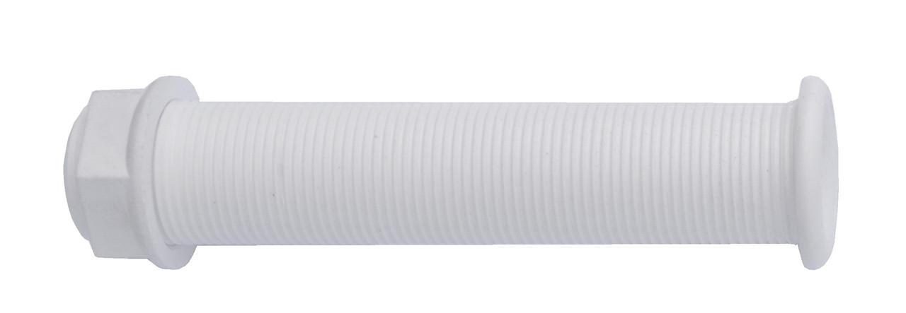 Горловина водоотливная  22.7x150мм,  белая