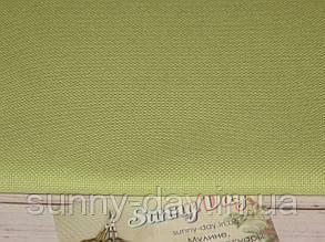 3835/6140, Lugana, цвет - Lime Green (Зеленый лайм), 25ct