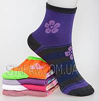 Короткий женский носок LW-02-009. В упаковке 12 пар