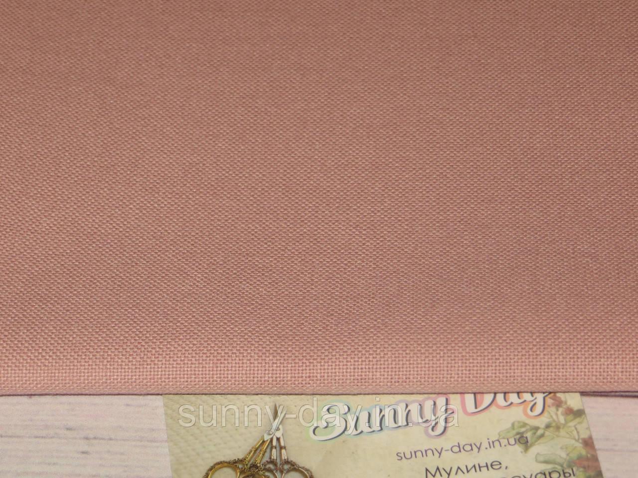 3984/403, Murano Lugana, колір - Ash Rose (приглушений рожевий), 32 ct