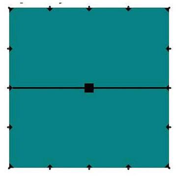 Тент Tramp 6x6 м, фото 2