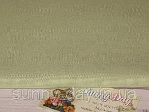 3984/6083, Murano Lugana, цвет -Sage Green (шалфей), 32 ct