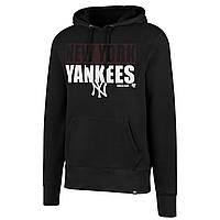 "Мужской худи Headline Pullover Hood ""New York Yankees"", S"