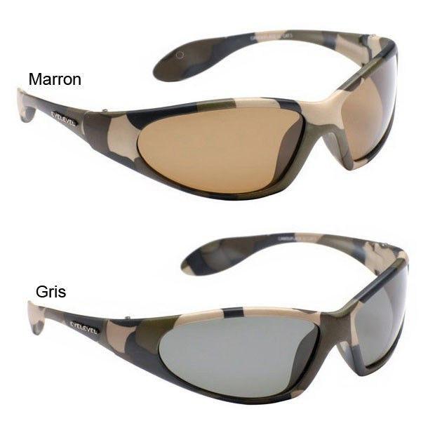 Поляризаційні окуляри EyeLevel Camouflage(лінзи чорні,коричневі)