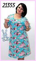 Ночная сорочка для кормящих мам, красивая и стильная одежда для беременных в. Размеры 50 - 56. Разные цвета.