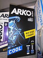 Набор Arko Cool мужской пена для бритья 200 мл и крем после бритья 50 мл