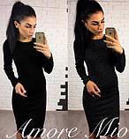 Жіноче плаття модне,тканина ангора-софт,розміри:42,44,46,48., фото 4