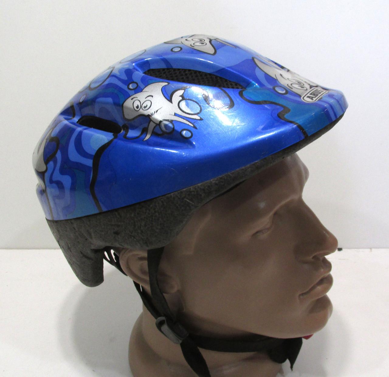 Вело шлем ABUS, 52-57, Хор сост! Уценка!