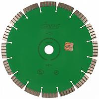 Круг сегмент алмазный DISTAR 1A1RSS/C3-W 230x2,6/1,8x22,23-16-ARPS 38x2,6x10+2 R103 Maestro