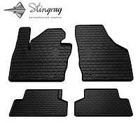 Резиновые коврики Stingray для Audi Q3 2011- комплект 4 шт.