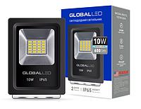 Прожектор GLOBAL FLOOD LIGHT 10W 5000K (1-LFL-001)