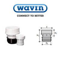 Клапан воздушный для канализации 50 мм «Mini Vent» WAVIN