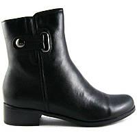 Ботильоны Tanssico ботинки черные