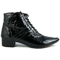 Ботильоны Paco Morello ботинки черные