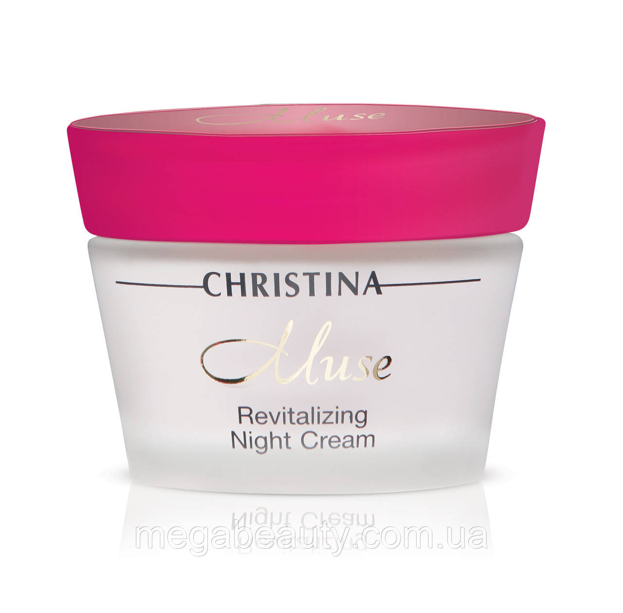 Muse Revitalizing Night Cream - Мьюз Восстанавливающий ночной крем, 50 мл